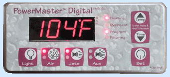 PM3000 Digital Top Side Control