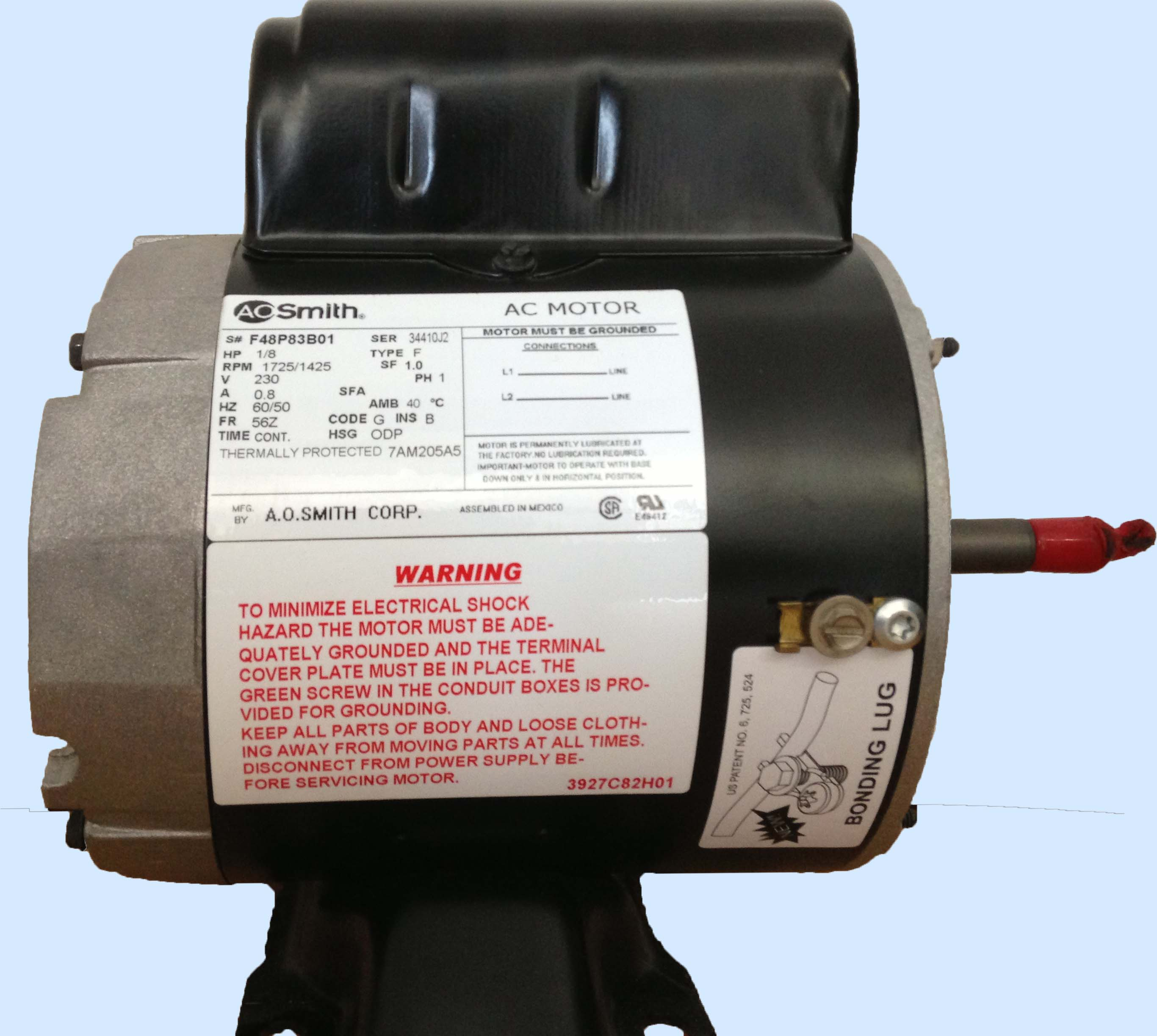 Stealth Circulating Pump Motor