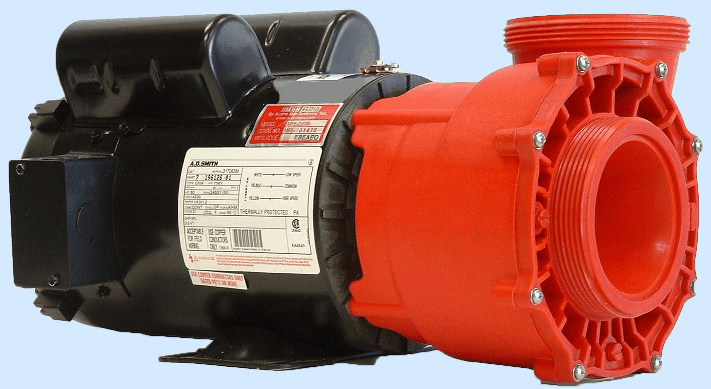 Spa Pump  114 95 Free Freight Factory Direct Why Pay